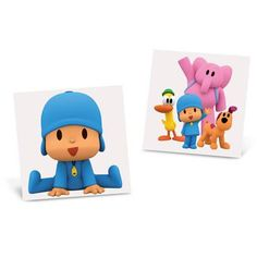 Pocoyo Tattoos