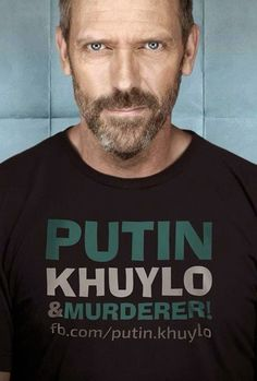 James Hugh Calum Laurie Джеймс Хью Кэ́лам Ло́ри...