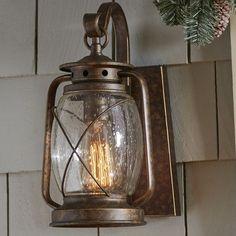 Wayfair Warren 1-Light Outdoor Wall Lantern