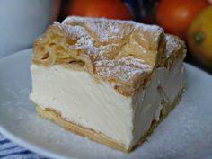 Просто удивлена малоизвестностью этого польского чуда. Пирожок, а скорее - тортик, просто чудо как хорош. Нежный и совсем не приторный. Думаю, если вы рис
