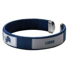 Detroit Lions Fan Bracelet