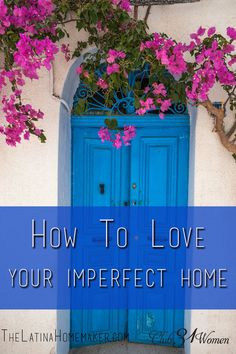 Ever find yourself struggling with discontentment? Here's encouragement to help your perspective and find contentment in the space you've been blessed with! How to Love Your Imperfect Home ~ Club31Women