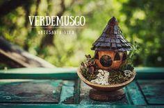 Fairy House / Fairy Garden / Casa de Hadas / Jardín de Hadas / Casa de Fadas / Jardim de Fadas