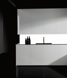 Gloss blanco factory 2 by DOCA  Kitchen systems _