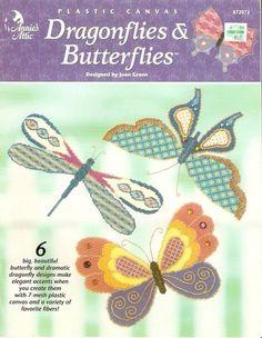 DRAGONFLIES AND BUTTERFLIES 1/15