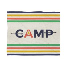 Sleepaway Camp Throw Blanket