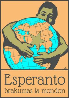 Todos os tamanhos | Esperanto brakumas la mondon (verdulo) | Flickr – Compartilhamento de fotos!