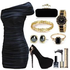 Perfect For A Night Out Clubbing