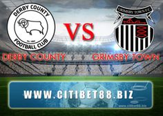 Prediksi Derby County vs Grimsby Town 10 Agustus 2016