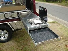 Image result for ute storage ideas