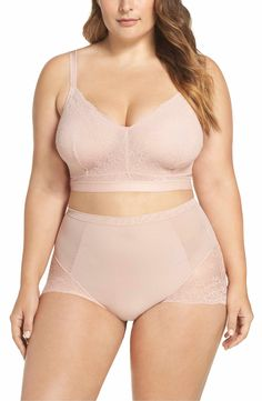 ce9b8996c6 Main Image - SPANX® Spotlight On Lace Bralette (Plus Size) Nordstrom