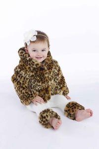 infant girl white faux fur coat | Mud Pie Baby Infant Girl Collection Leopard Print Faux Fur Coat Jacket ...