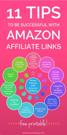 11 Tips to be super successful with the Amazon affiliate program. Learn how to make over $1,000 per month!