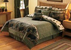 Cabela's: Cabela's North American Black Bear E-Z Bed Set