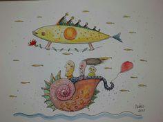 Ilustração de Ricardo Inácio  www.inacio.com.pt
