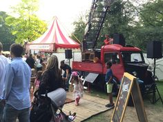 #foodtruck #festival #trek #dj #busje #brandweer #brandweerwagen #ladderwagen #brandweerauto #gethyonoursupply