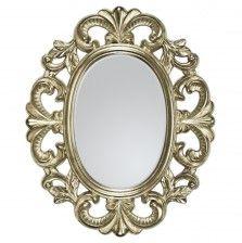 Ovalné zrkadlá - Moderné zrkadlá, dizajnové stoly a stoličky - Glamour Design.eu