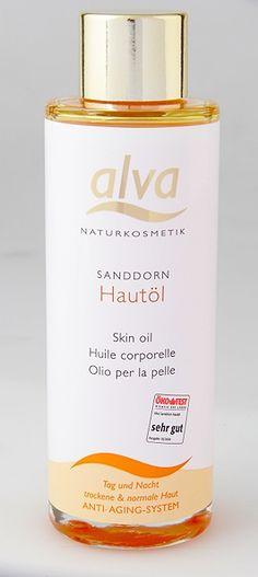 Alva Sanddorn Skin Oil