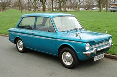 Hillman Imp, Built in Scotland :)