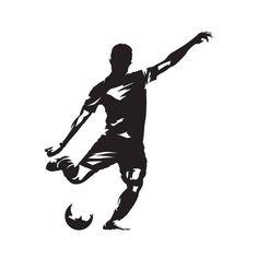 Soccer Tattoos, Football Tattoo, Football Poses, Football Art, Girl Playing Soccer, Logo Design Samples, Cat Cow Pose, Mountain Pose, Pro Evolution Soccer