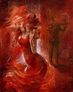 By Lena Sotskova #gallery #artist #art