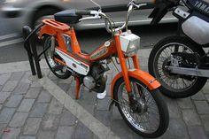 my motobecane by Bruce Jack, via Flickr