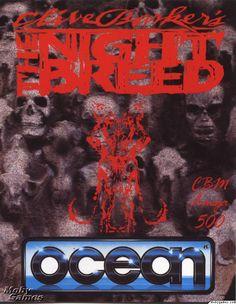 Clive Barker's Nightbreed: The Interactive Movie (Amiga)