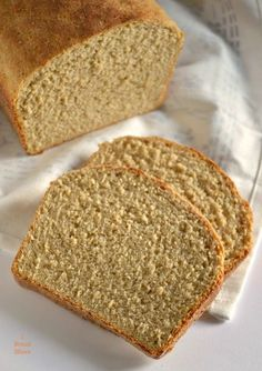 Con este Pan de Molde Integral de Avena, rápido y sencillo, podrás preparar infinidad de sandwich para tus cenas y meriendas sin preocuparte de las calorías