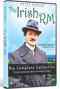 """<p>Peter Bowles <i>(Rumpole of the Bailey)</i> gives a wry,  warm, and winning performance as Major Sinclair Yeates, a  """"fine gentleman from England"""" who arrives in turn-of-the-  20th-century, pre-Independence Ireland to find he's a fish  out of water. Filmed  in Ireland, based on books by the Anglo-Irish novelists  Somerville and Ross, this <i>Masterpiece Theatre</i>  favorite first aired in the 1980s. 18episodes, 15¾hrs,  6DVDs, SDH.</p>"""