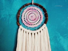 white dream catcher, large dream catcher, dream catcher, cosmic, modern home decor, christmas gifts, xmas gift, christmas decorations, boho by earththingsmamalili on Etsy