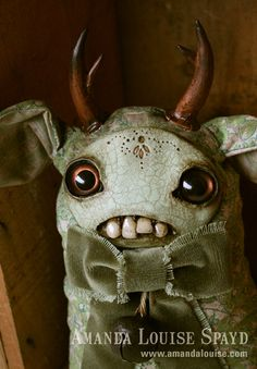Art Dolls -   The teeth are freaking me out!
