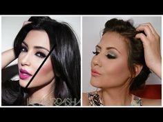 Pele Kim Kardashian - Tecnica Linha Mágica (profissional) - YouTube