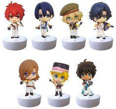 Uta no Prince Sama - Maji Love 100% (8 figuras) Precio en otras tiendas: 6040 yenes Precio en Todoke: 4950 yenes (*precio del articulo. tasas no incluídas). RESERVA EL TUYO YA!: http://todoke.jp.net/order.html