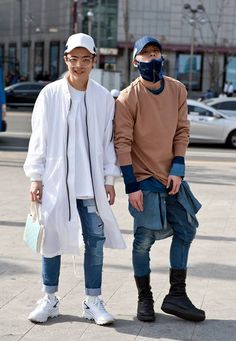Giriboy & Nochang | Korean Fashion | @printedlove