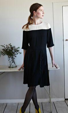 Myrtle dress by Plumo