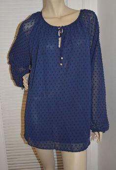 Ava & Viv woman womens  blouse top PLUS SIZE 1X  2X NWT #AvaViv #Blouse #Anyoccasion