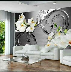 Papier peint 3d XXXL Non-tissé Papier peint photo Rolls Wall Decor murale b-A-0222-a-d