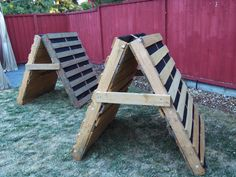 pallet fence | Pallet Project & New Chicken Fence! | Simply Simplifying