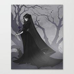 Ideas Dark Art Horror Illustrations For 2019 Goth Art, Sad Art, Creepy Art, Dark Fantasy Art, The Witcher, Horror Art, Art Inspo, Art Reference, Dragons