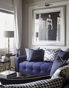 Inside a Chic Classic-Contemporary Home in Knightsbridge, London