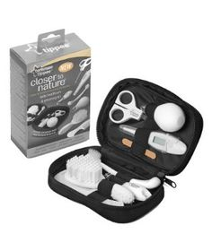 Tommee Tippee Closer to Nature Healthcare and Grooming Set