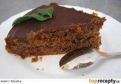 Čokoládový dortík s pomeranči Pudding, Custard Pudding, Puddings, Avocado Pudding