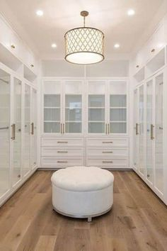 White Closet, Walk In Closet, Master Bedroom Closet, Bedroom Closets, Linen Closets, Closet Companies, Closet Island, Custom Closet Design, Wardrobe Room