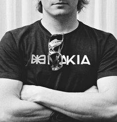 Makia #Kimi Räikkönen
