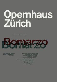Josef Müller-Brockmann | 1970