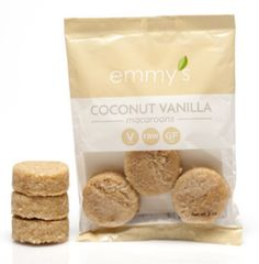 Emmys Coconut Macaroons