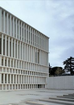 Mansilla+Tuñón - Royal Collections Museum, Madrid, currently under construction: