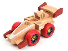Wooden Trucks and Cars
