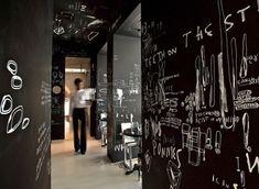 philippe starck: ramses restaurant, madrid, spain