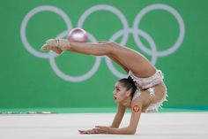 Can you do this? | Guys, We Need To Talk About Rhythmic Gymnastics
